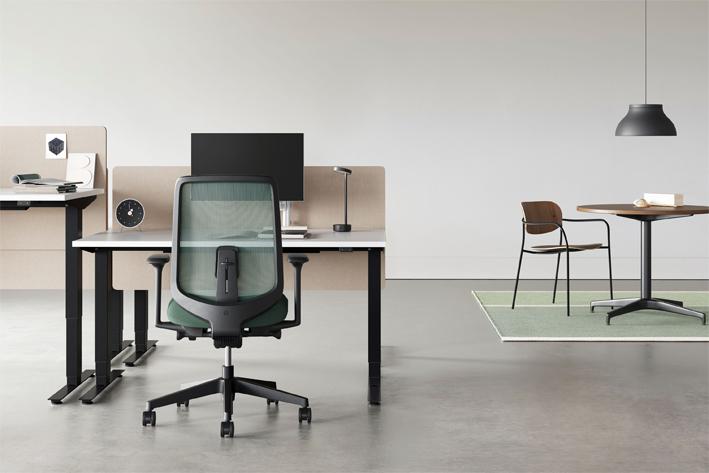Herman Miller Verus Office Chair Range
