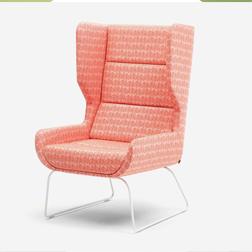 Hush Naughtone Chair Designer