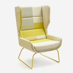 Hush Naughtone Collection Chair