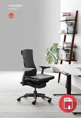 Embody Office Chair Brochure