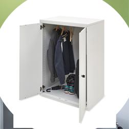 Meridian, Adaptable Storage