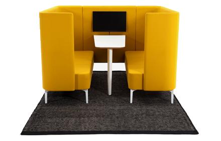 Pullman Sofas Chair Collection Naughtone