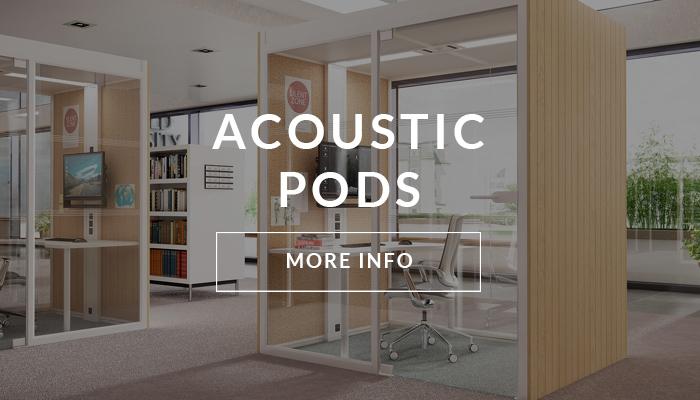 Herman Miller acoustic pods
