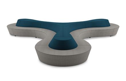 Horizon Modular Seating By Connection