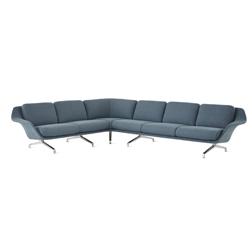 Striad Corner Sofa Unit By Herman Miller