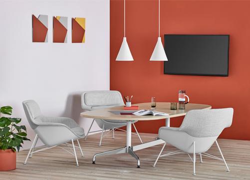 Striad Office Lounge Chair