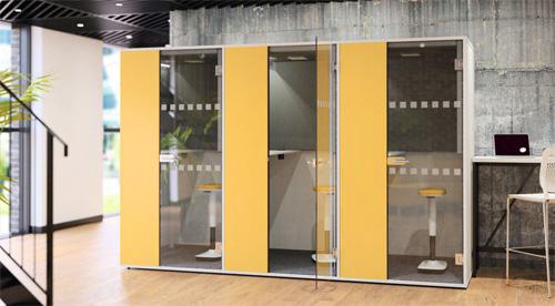 Sven Natterbox Work Booth